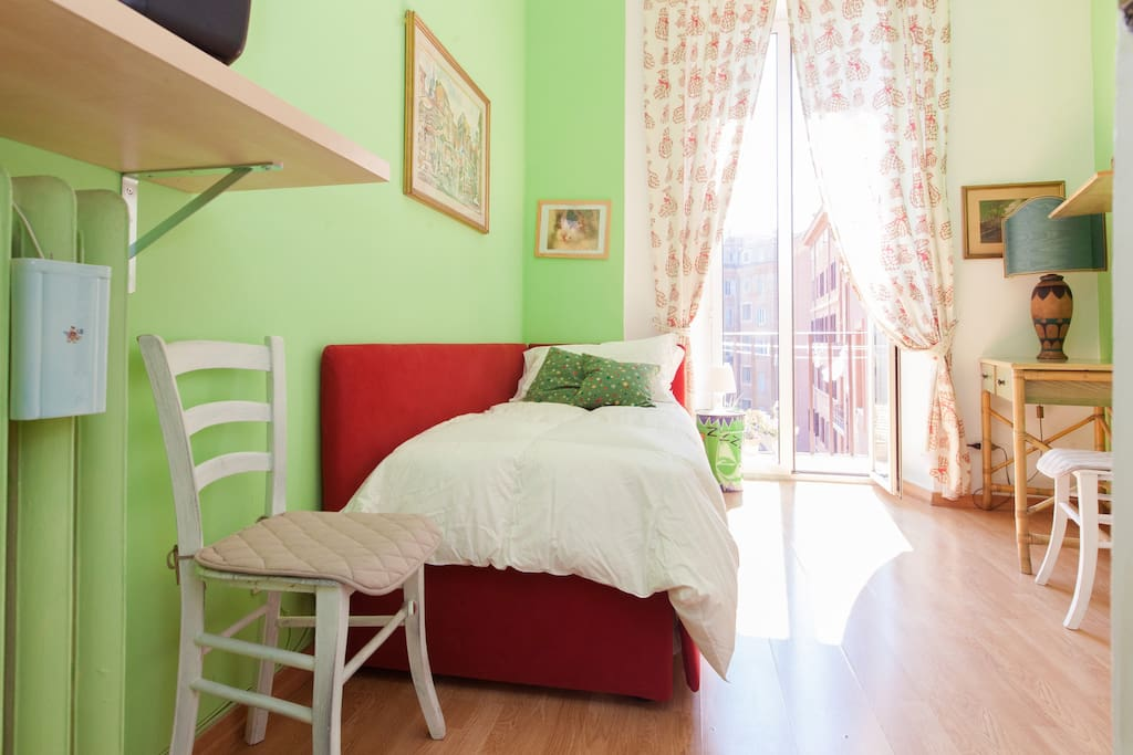 small small flat near San Peter