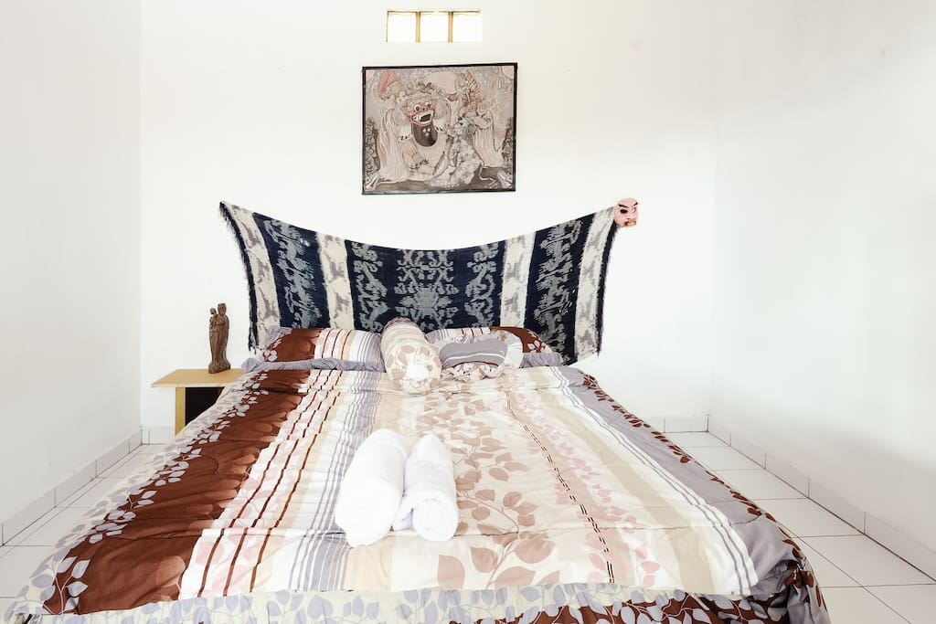 Cozy 2 bedrooms with free internet