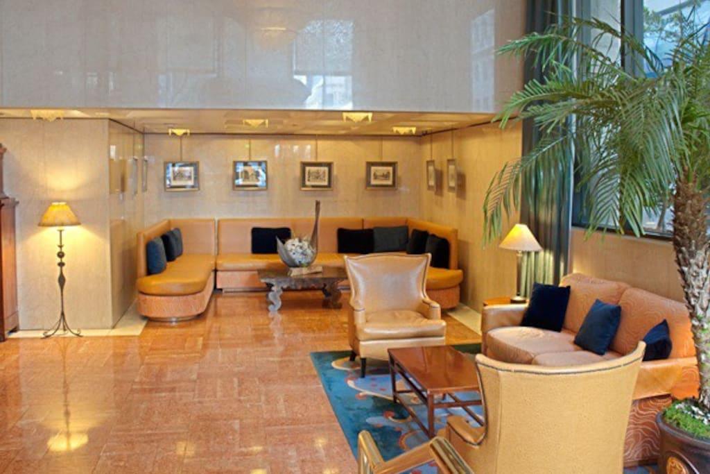 Studio Timeshare/Hotel (Union Sq.)