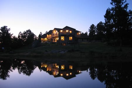 Stay & play in beautiful Custer SD! - Huis