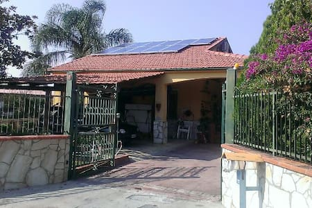 Happy house near the seaside - Fanusa - Villa