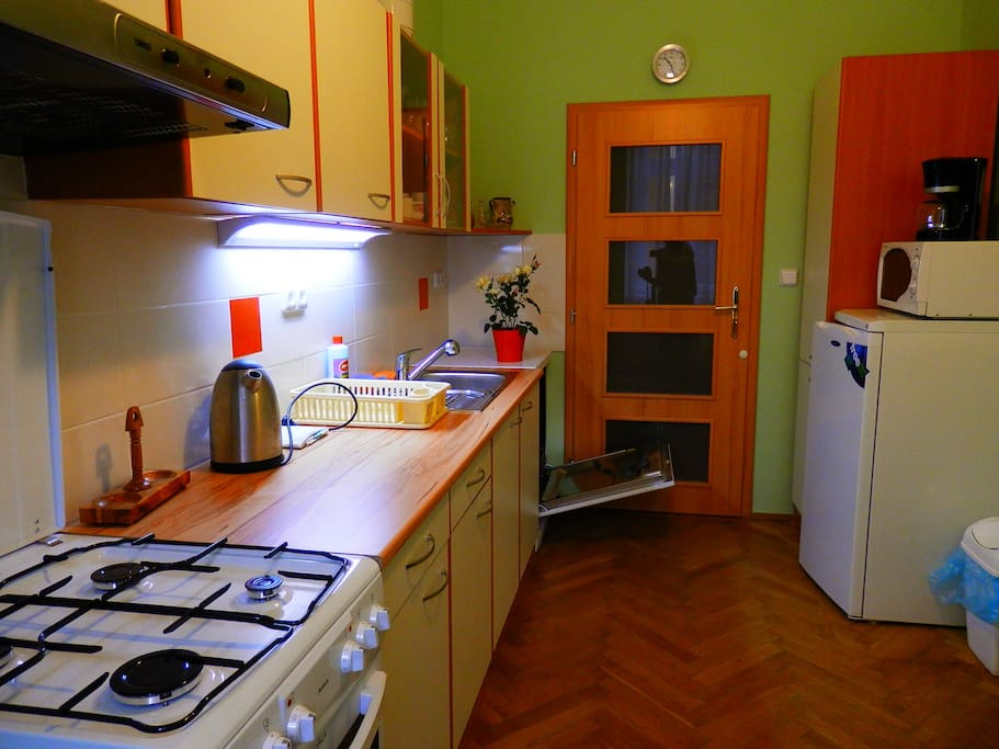 apartment Masaryka