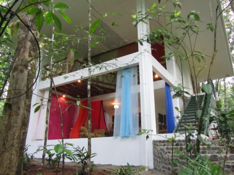 Casa Colibrí