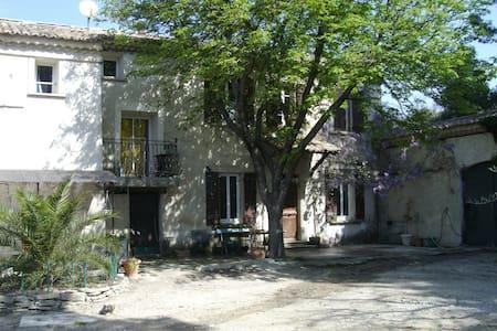 Maison de vacances en Provence avec piscine - House