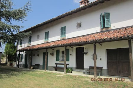 Country Cottage in Piedmont - Italy - Hus