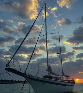 Sailboat w/ AC and beautiful view - Barco