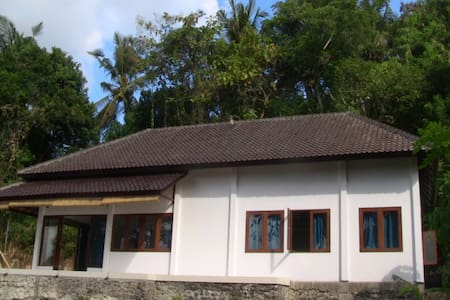 Wonderful view and quiet - Gianyar - House