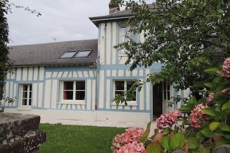 5mn from Rouen, peacefully - Bois-Guillaume-Bihorel - Casa