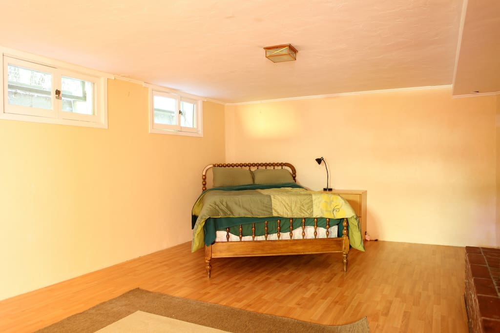 Large Daylight Basement Room to Rent