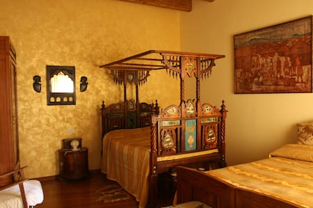 Bed and Breakfast 'ANGOLO FIORITO' - Bed & Breakfast