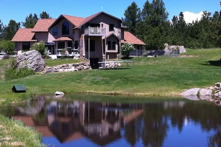 Stay & play in beautiful Custer SD! - Hus