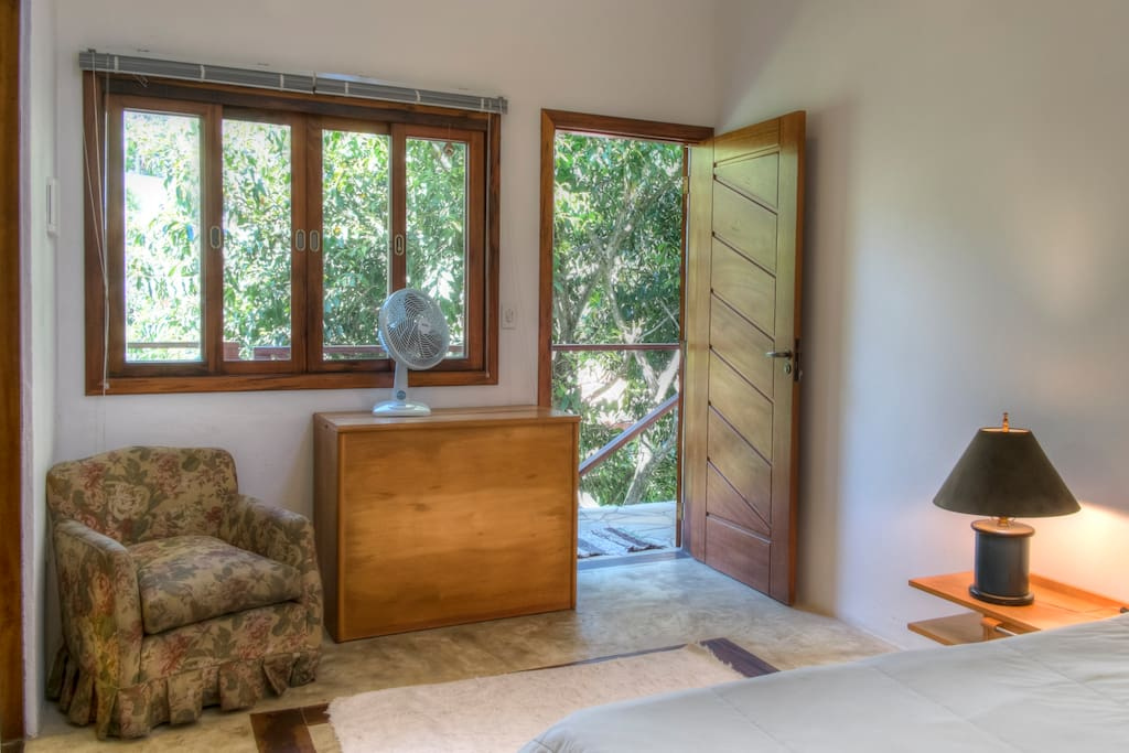 Beautiful Ensuite rooms in Ubatuba