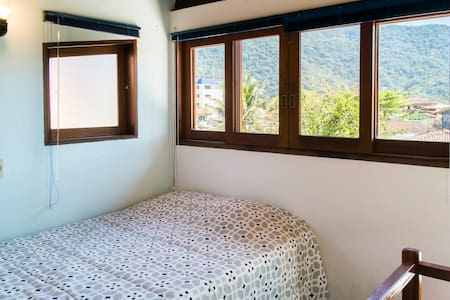Beautiful Ensuite rooms in Ubatuba  - House