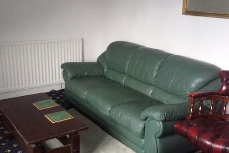 Cozy Double Size Room, Whitley Bay With Sky & Wifi - Whitley Bay - Altro