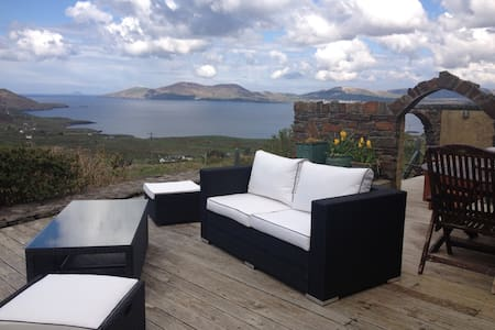 Skellig Rest -  Ocean View Cottage - Waterville - Dům