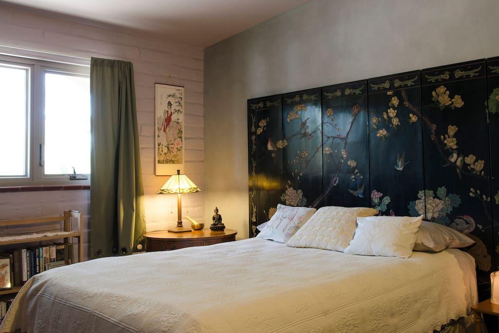 Mid-Town Guest Room - Randolph Park