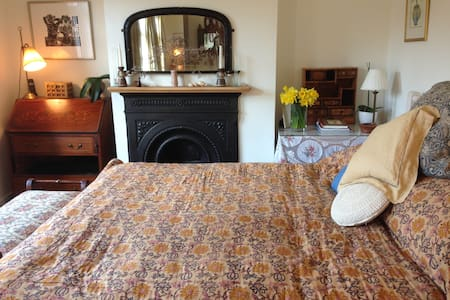 Cosy, tranquil double room near all amenities - Royal Tunbridge Wells - Casa