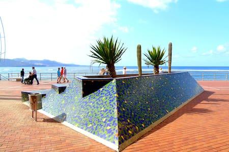 Best price for a full flat in December - Les Palmes de Gran Canària - Pis