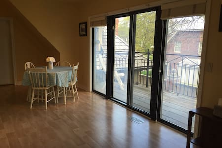 Spacious apartment in Historic Walkerville - Windsor - Appartement