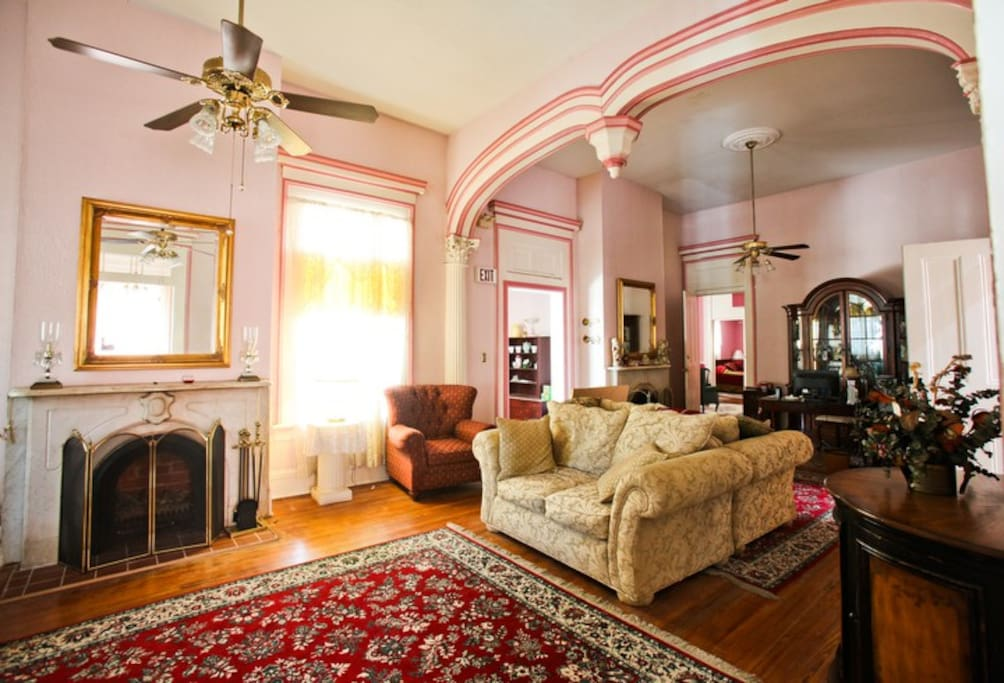 Historic Esplanade Mansion