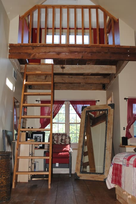 The Bell Tower Bedroom
