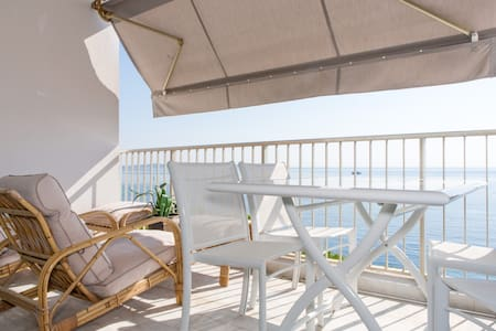 3-room waterfront Cannes Palm Beach - Cannes - Appartamento