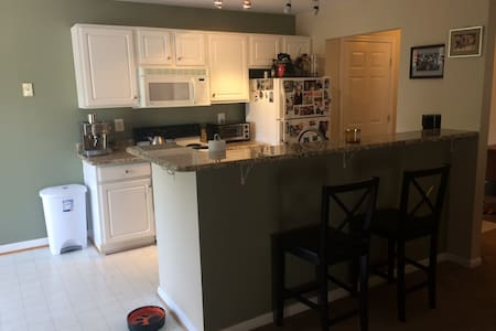 Annapolis condo close to Downtown - Annapolis - Condominium