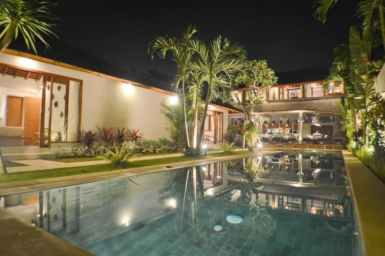 Luxury 4BR villa Seminyak, Jl Plawa