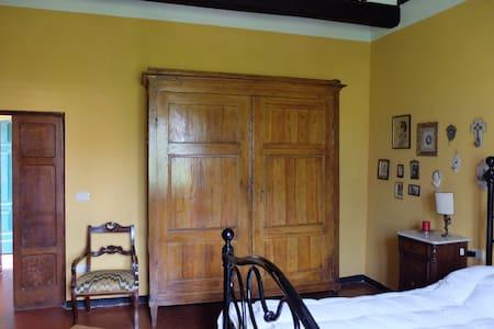 Santa Mustiola: camera Robinia - Arcidosso