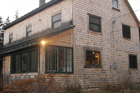 Charming house off the beaten path
