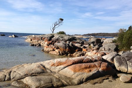 Binalong Views in the Bay of Fires - Casa