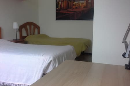 Arrecife center, Room + bike - Arrecife - Apartment