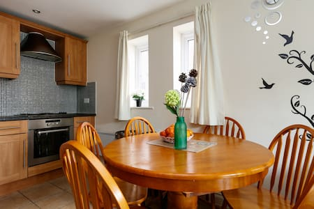 One Bedroom Flat Apartment 1 - Manchester