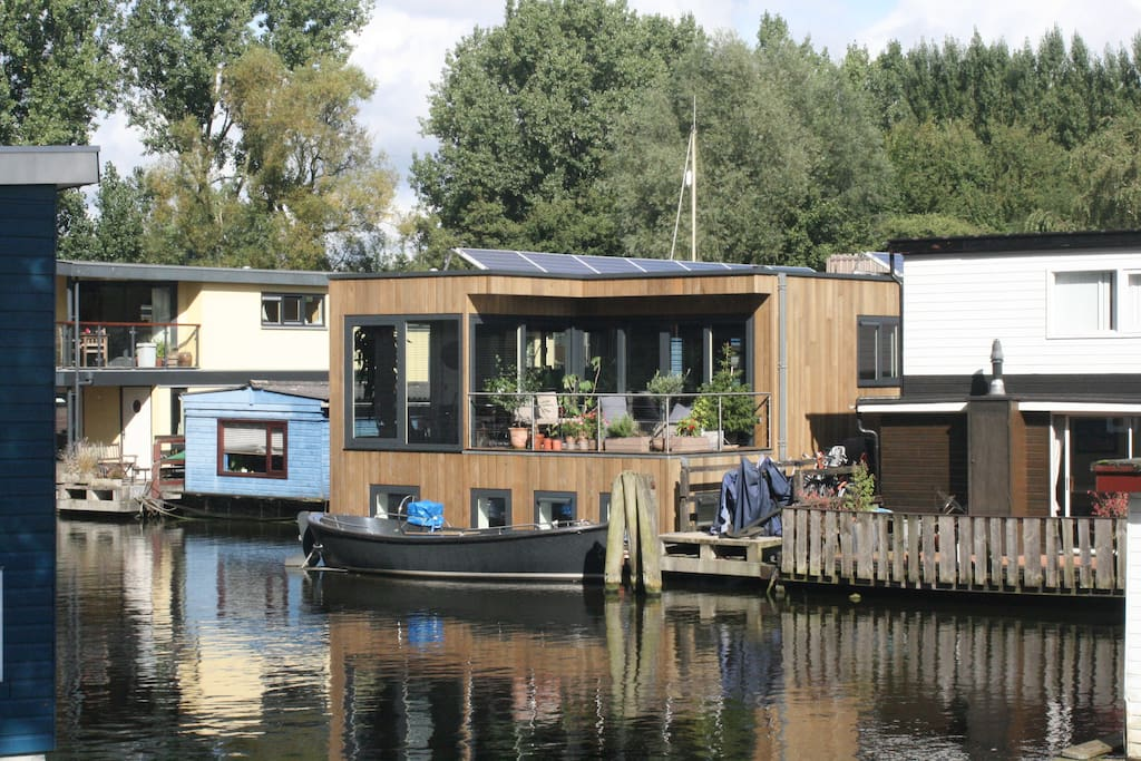 dream homes a wish list by nova houseboat amsterdam