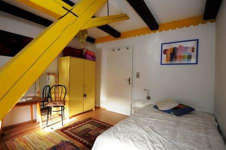 Einzelzimmer im Wasnerhof - Apartment