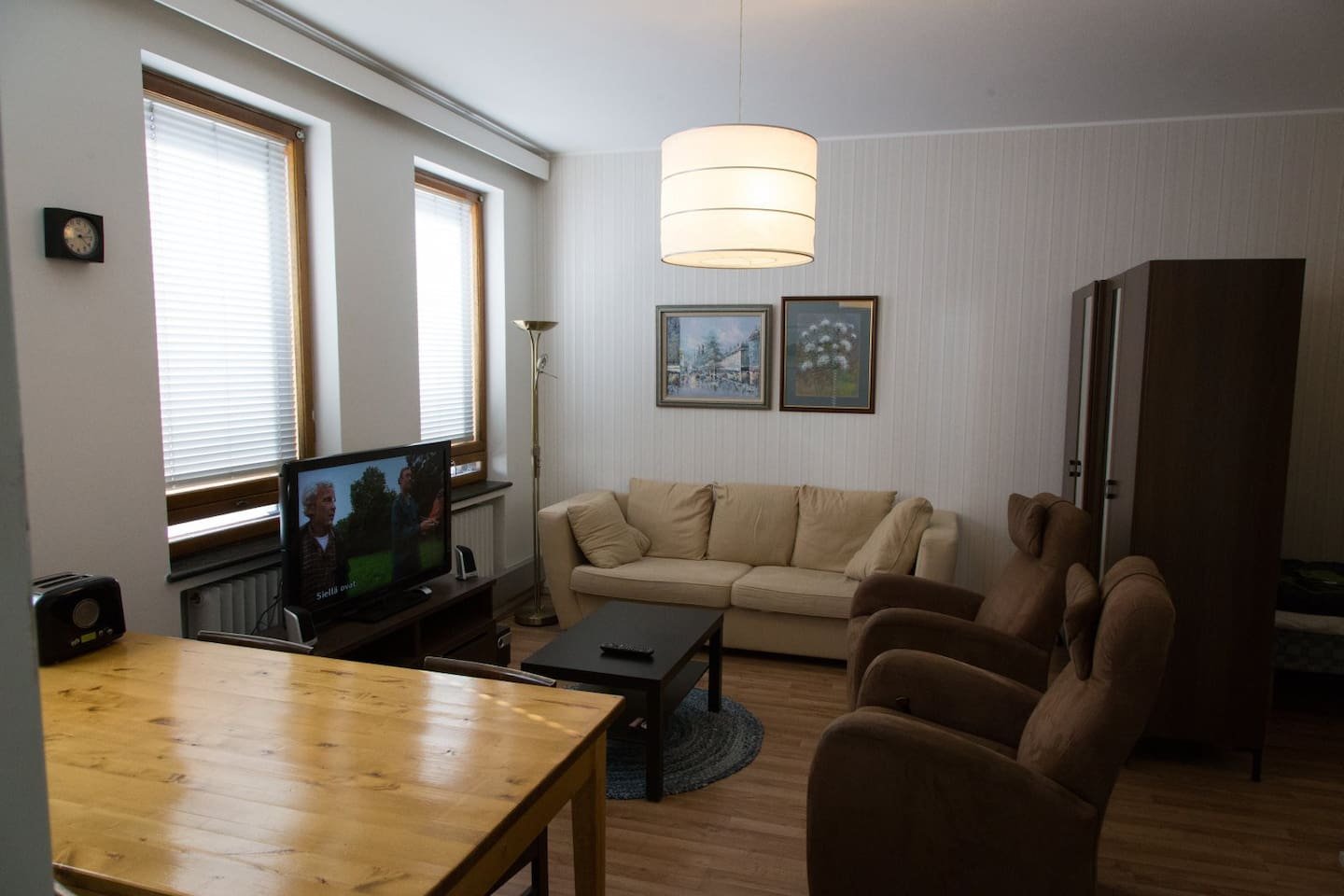 Top floor flat at Heart of Tampere