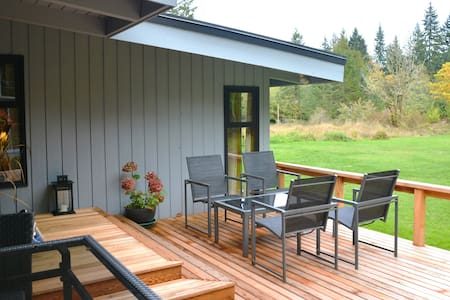 Suite Retreat on Acreage. - Qualicum Beach