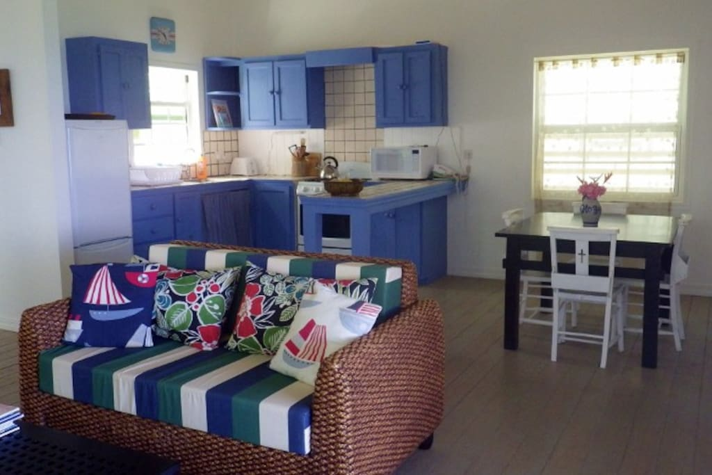 Pelican Great Room - with full kitchen and dining area!