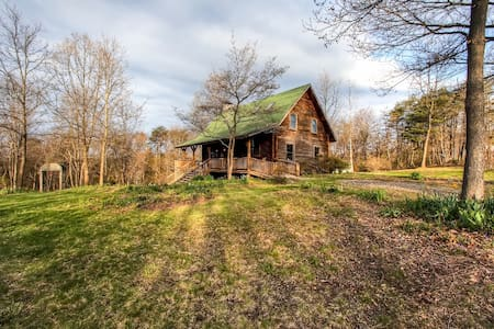 Quiet 3BR Mt. Pleasant Mills Cabin - Mount Pleasant Mills - Cabane