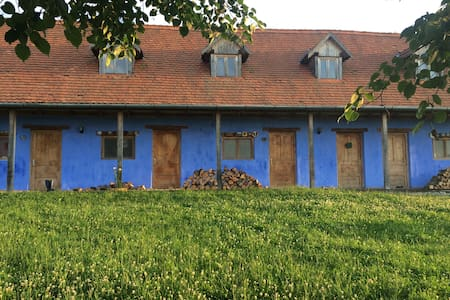 Ferma Indianului Transylvania - Bed & Breakfast