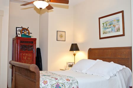 Ruby Ranch - Marsh Bedroom - Rumah