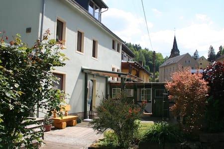 Ferienhaus mit Stellplatz - Casa