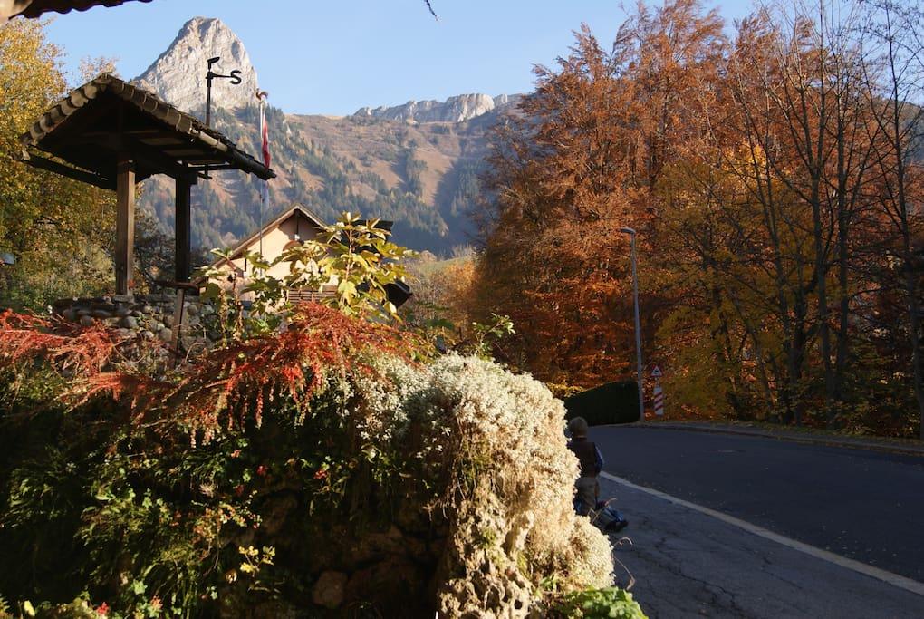 Studio Les Avants sur Montreux
