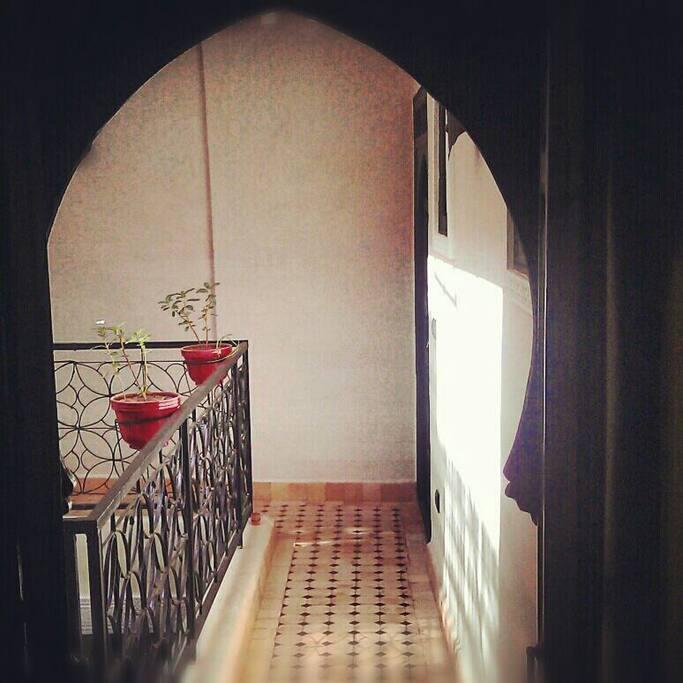 Bed and breakfast in jemaa el fna!