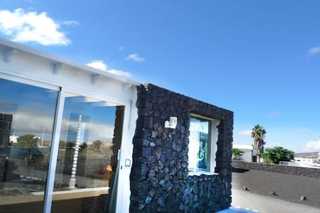 Lanzarote + ART.Wifi.Eco - friendly - Rumah