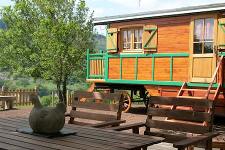 Ecofriendly rolling house - Chalet