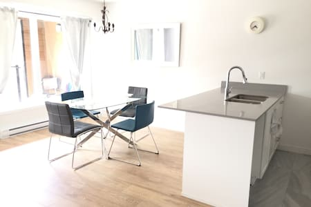 Amazing 1 private bedroom 2 minutes to Metro - Montréal - Apartment
