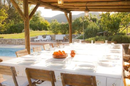 Beautiful country villa, Andalucia - Villanueva de Tapia - Casa