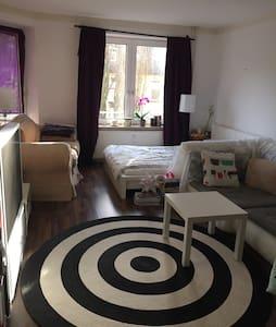 My sweet room near central Hamburg