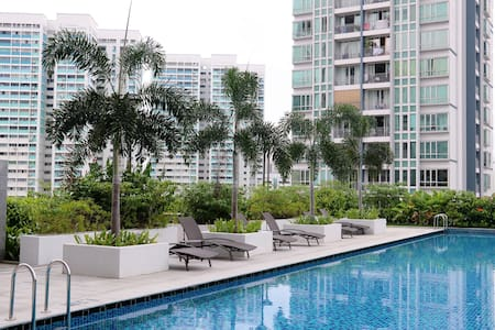 Superb centrally-located apartment - Singapour - Appartement